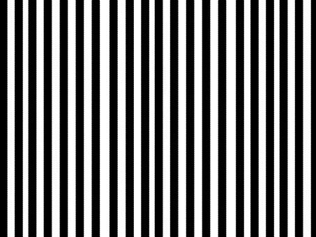 Black ☆ striped