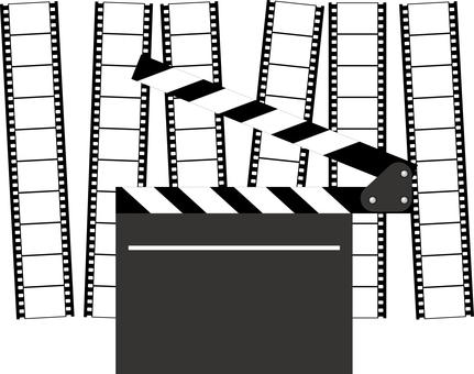 Movie Kachinko Film Frame