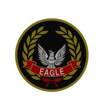 문장 -EAGLE (컬러)