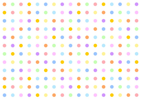 Colorful Sudoku dot pattern