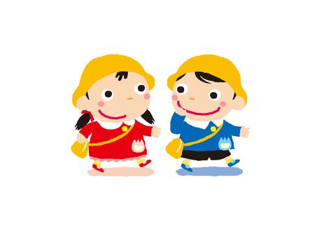 illust-038-幼稚園児