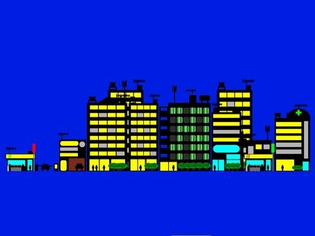 Town light 01