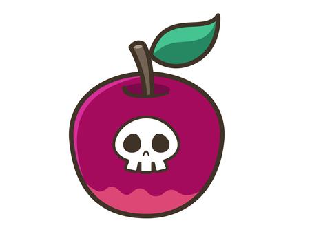 リンゴ023