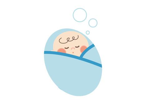 Baby (sleeping)