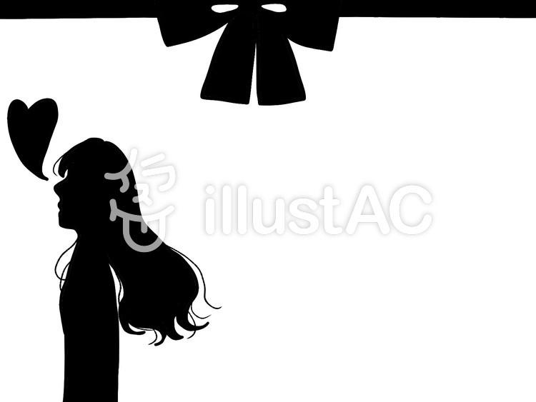 Freie Cliparts Schattenbild Schwarz Und Weiss Fem Eine Frau Band