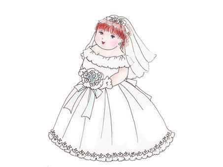 胖乎乎的米的婚禮2