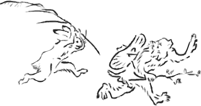 Bird and Beast Character Caricature