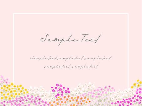 Floral postcard 02