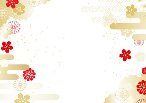 และจับดอกเบญจมาศสีขาวสีทองสีขาว