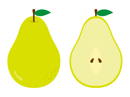Two pears two