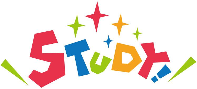 STUDY ☆ study ☆ study logo
