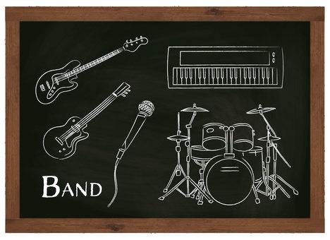 楽器 バンド ドラム ギター ベース