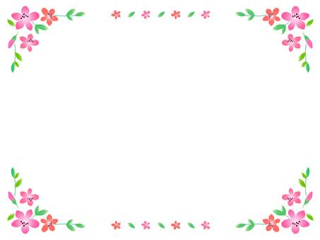 25. Azalea Frame -1 bright