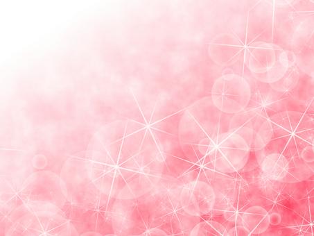 Sparkling background red