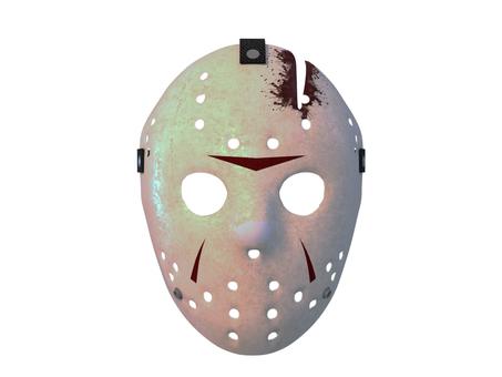 曲棍球面具