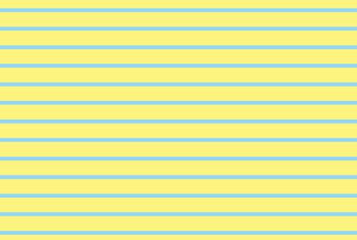 Yellow fresh stripes