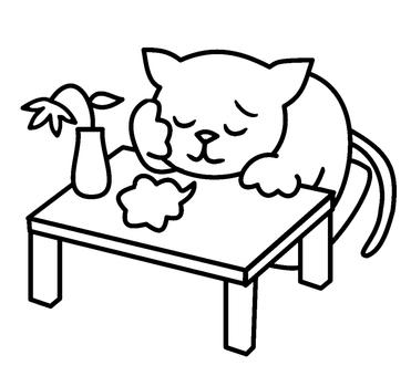 Omikomi cat
