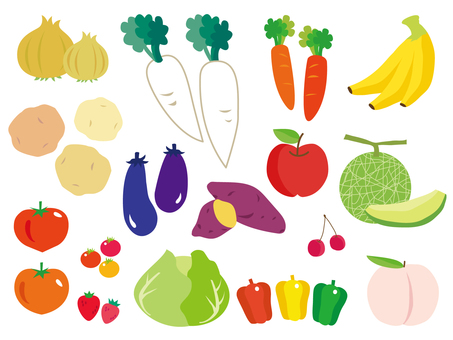 Vegetables / fruits