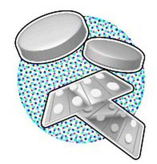 Medicine - tablets