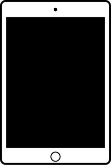Tablet (White 2)