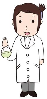 科學者 女性