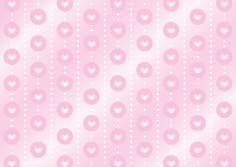 Polka dot Heart 2