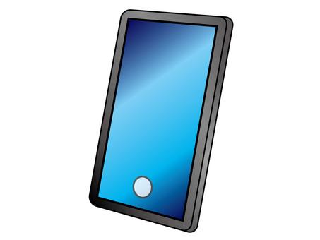 Photo (44) Black smartphone with smartphone