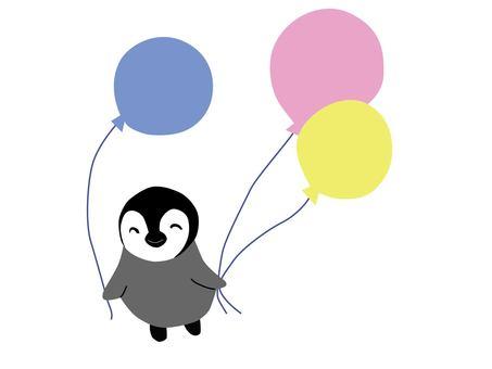 Penguin's dream
