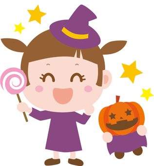 Witch Halloween 2