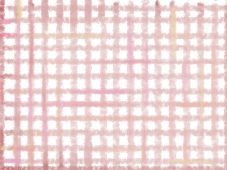 Gingham check background Pink