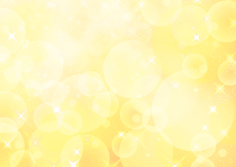 Yellow sparkling background