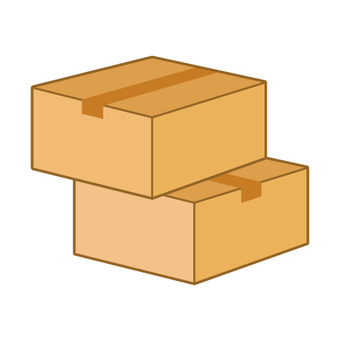 Image of cardboard box
