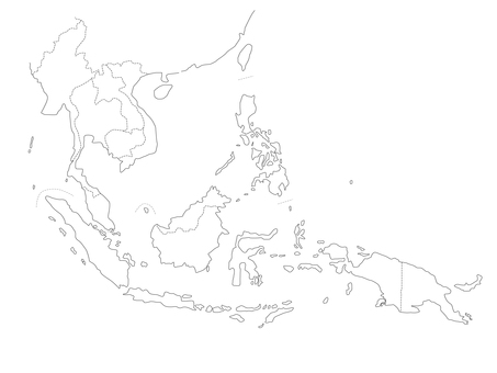 MAP_ Southeast Asia