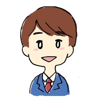 Employee (smile)