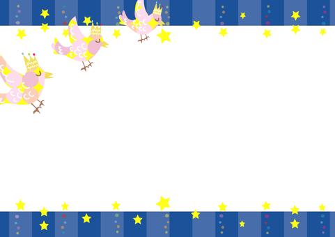 Stars falling night 2