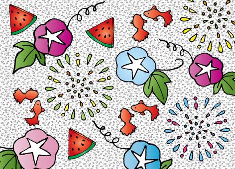 Summer pattern 1