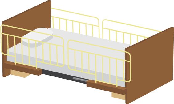 Bed_4 rails