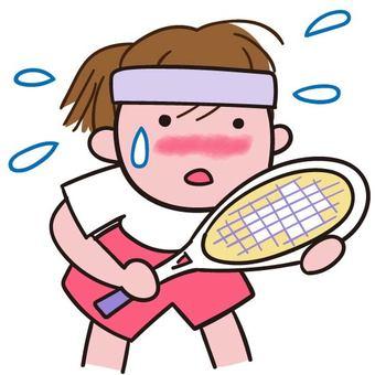 Sweat sweat of midsummer