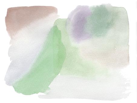 Watercolor background-multicolor 3