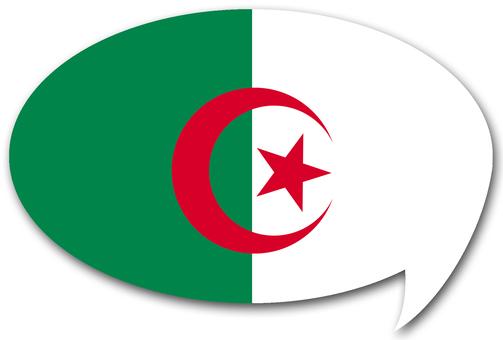阿爾及利亞國旗