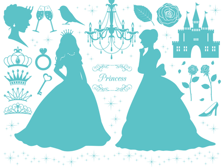 Princess set 01