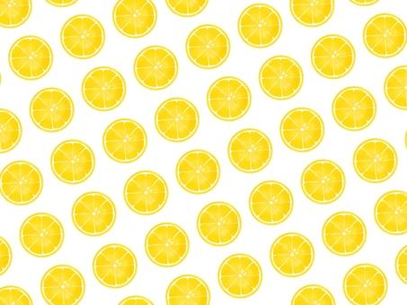 壁紙,圓切檸檬滿