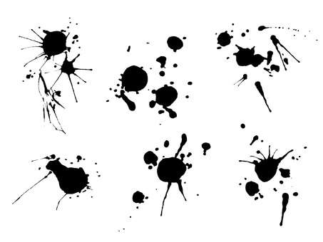 Ink drops 01
