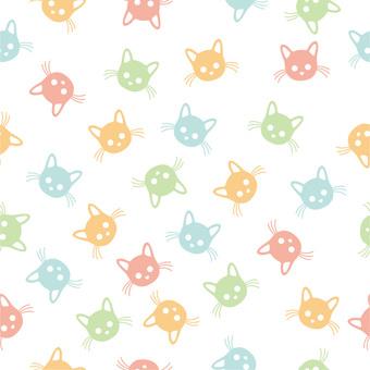 Cat pattern 4