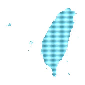 Dot Map Taiwan 1