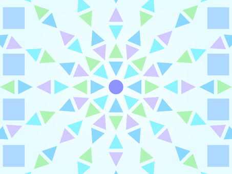 Radial triangle_1