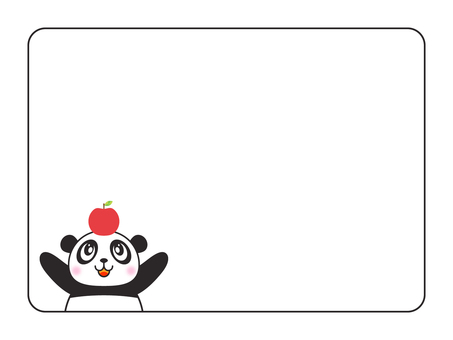 배경 - 팬더 06