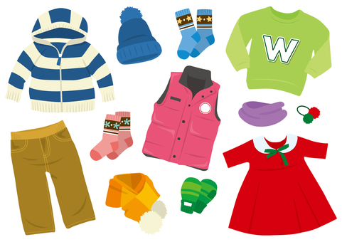 "Children's clothing ""Fall / Winter"""