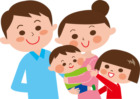 Child-rearing family