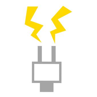コンセントと電気